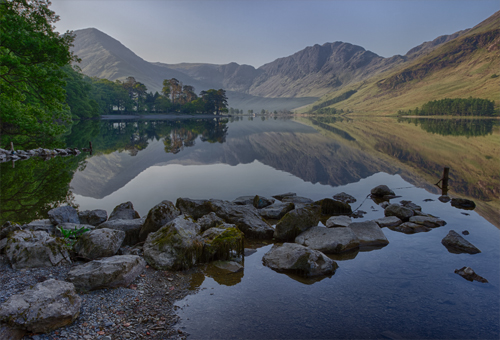 BUTTERMERE MORNING